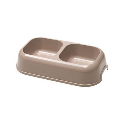 Ferplast Bowl Party 16 пластиковая миска для кошек и собак с защитой против скольжения, 700 мл, фото 2