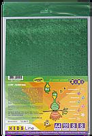 Набір кольорового паперу А4 8 арк ГОЛОГРАФІЧНИЙ Zibi