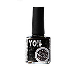 Краска для стемпинга Yo!Nails STAMP №1, 8 мл
