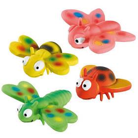 Іграшки комахи Ferplast PA 5546 з гуми для тварин