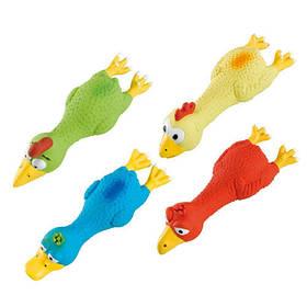 Іграшки птиці Ferplast PA 5547 Birds з гуми для тварин