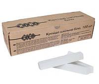 Крейда біла квадратна 100 шт KIDS Line, Zibi (12)