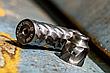 Flamethrower 21700 Mech Mod & Cap by Comp Lyfe, фото 2