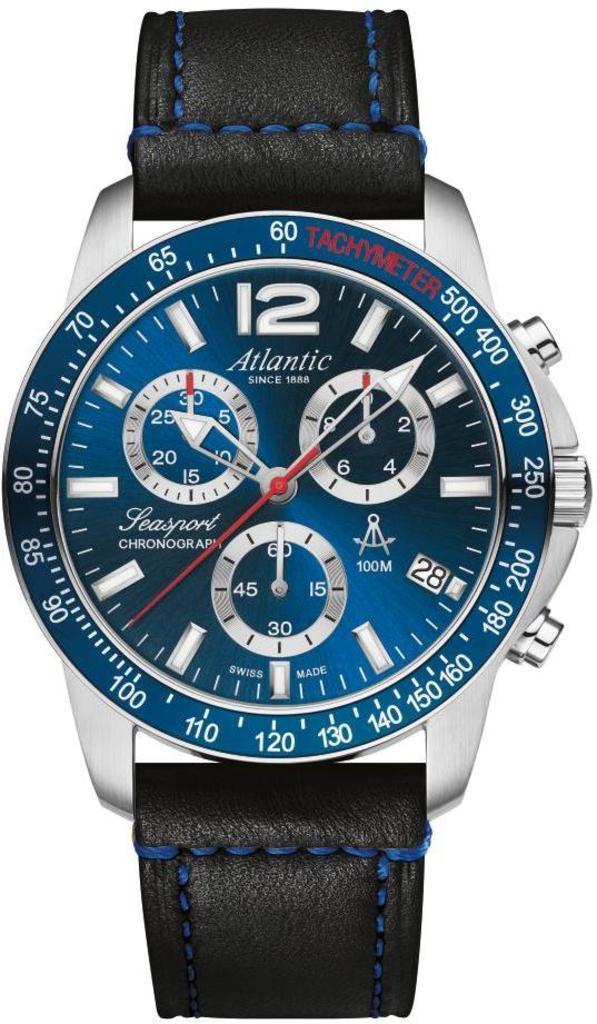 Часы ATLANTIC 87463.42.51