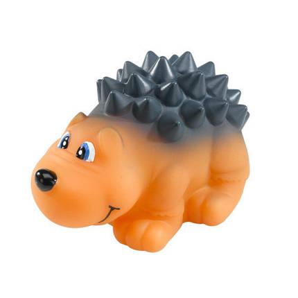 Игрушка Ferplast PA 6079 Hedgehog Medium для собак из винила, 12,5x7,5x7,2 см, фото 2