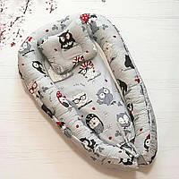 Гнёздышко ( позиционер, кокон)   для новорожденных!