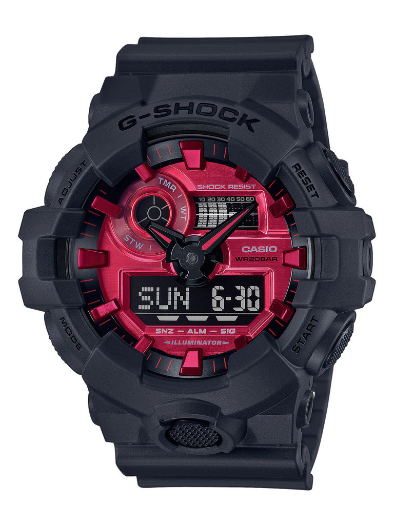 Часы CASIO GA-700AR-1AER