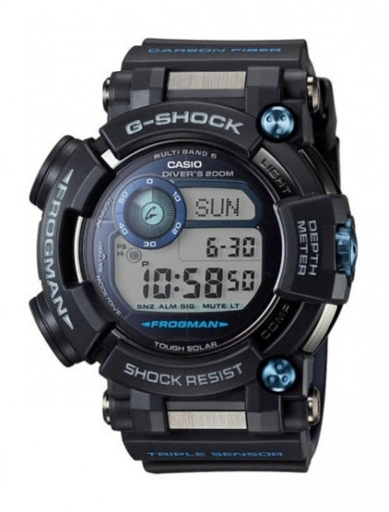 Часы CASIO GWF-D1000B-1ER
