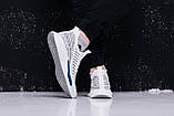 Кросівки чоловічі текстиль білі, фото 2