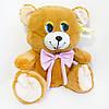 Мягкая игрушка Zolushka Медведь Тимка большой 36см коричневый (4221)