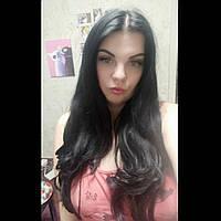 Накладные волосы/полупарик чёрный