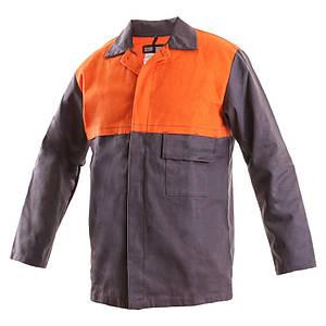 Куртка зварника CXS MOFOS, сіро-помаранчева