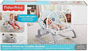 Fisher-Price GMD21 Deluxe -трансформоване дитяче сидіння Fisher-Price