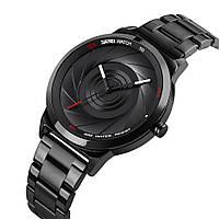 Skmei 9210 черные мужские оригинальные часы, фото 1