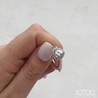 Кольцо Сердце, фото 1