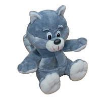 Мягкая игрушка Zolushka Кот Малыш маленький 36см (416)