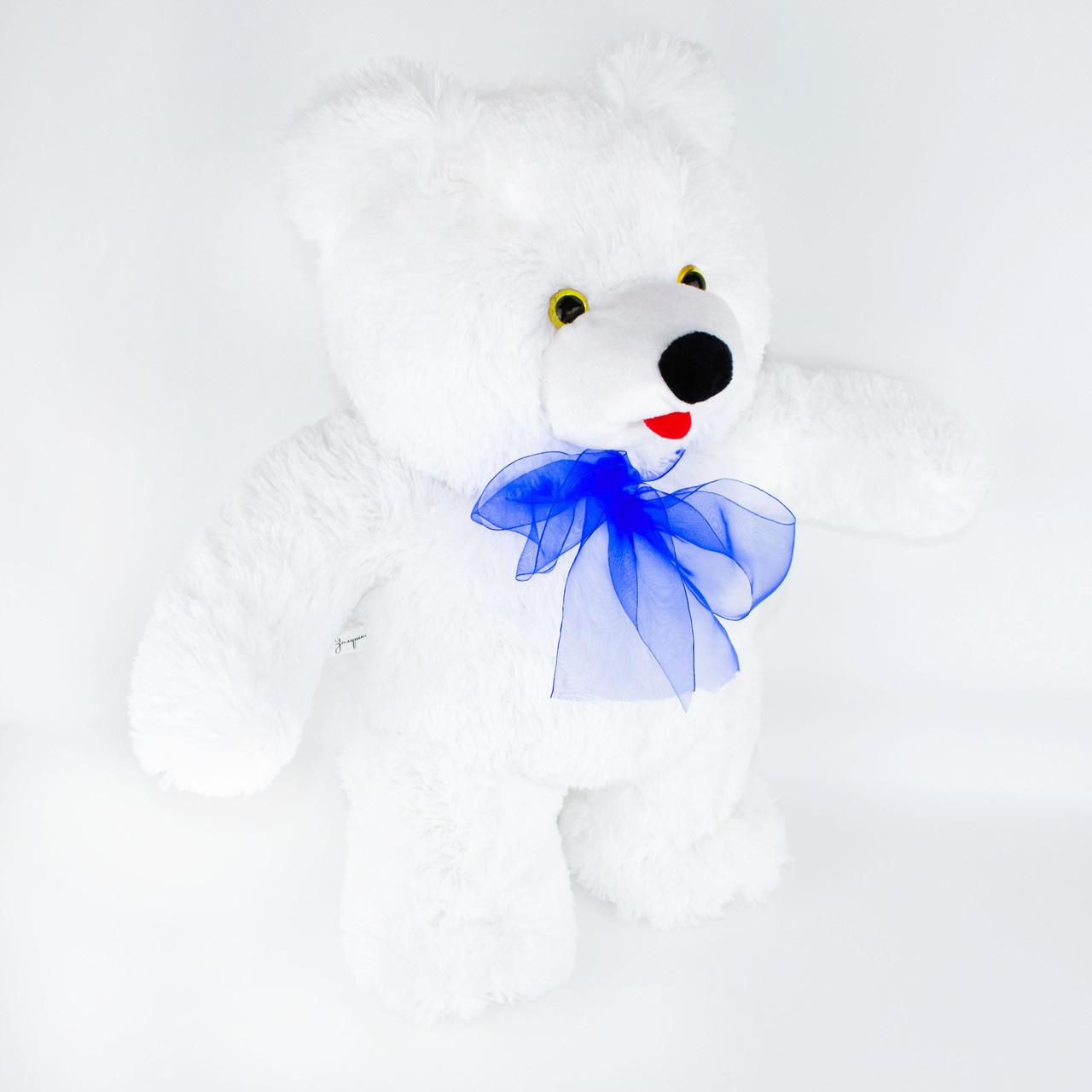 Мягкая игрушка Zolushka Медведь Топтыгин маленький 47см белый (4363)