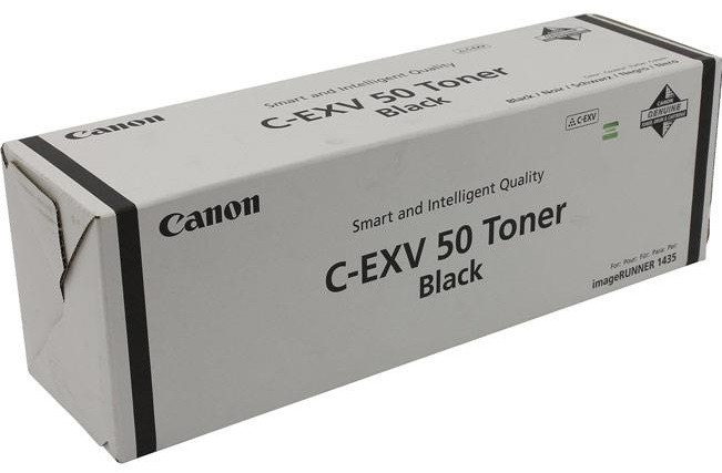 Тонер-картридж Canon C-EXV 50 IR1435/1435i/1435iF Black 17600 страниц