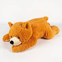 М'яка іграшка Zolushka Ведмідь Соня великий 76см коричневий (090-4), фото 1