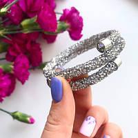 Браслет serena серебро