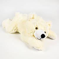 Мягкая игрушка Zolushka Медведь Соня маленький 42см молочный (0925), фото 1