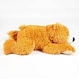 Мягкая игрушка Zolushka Медведь Соня маленький 42см коричневый (0924), фото 2