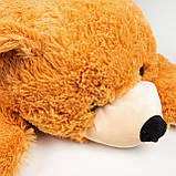 Мягкая игрушка Zolushka Медведь Соня маленький 42см коричневый (0924), фото 3