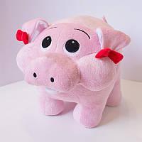 Мягкая игрушка Zolushka Свинка Хрюня 25см (588), фото 1
