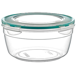 Контейнер Fresh Box круглый 0,8 л прозрачный, фото 2