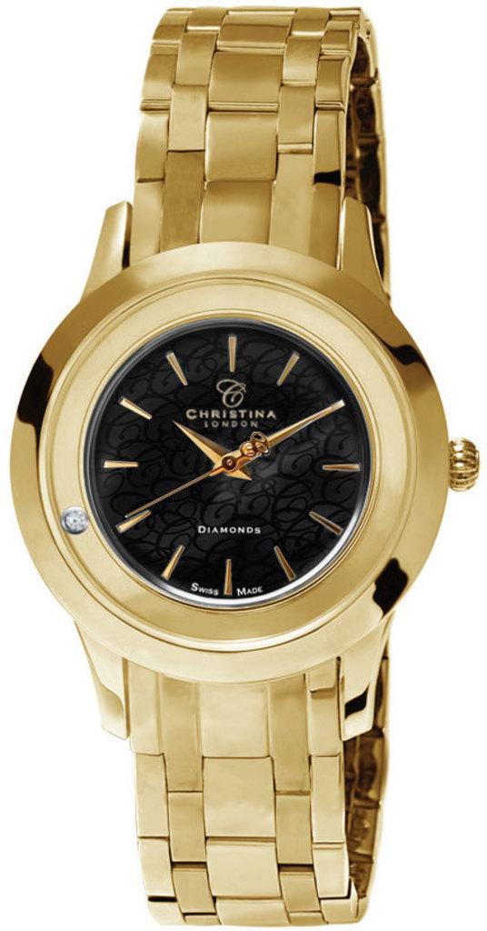Часы CHRISTINA 300CGBL