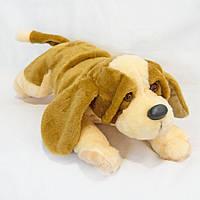 Мягкая игрушка Zolushka Собака Палкан маленькая 46см (196), фото 1