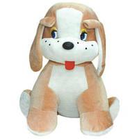 Мягкая игрушка Zolushka Собака сидячая Друг большая 75см (204)