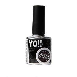 Краска для стемпинга Yo!Nails STAMP №3, 8 мл
