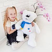 Мягкая игрушка Zolushka Медведь Косолапый средний 67см белый (2851), фото 1