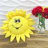 Мягкая игрушка Zolushka Подушка Солнышко 43см (298), фото 1