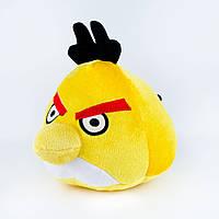 Мягкая игрушка Weber Toys Angry Birds Птица Чак средняя 20см (527), фото 1