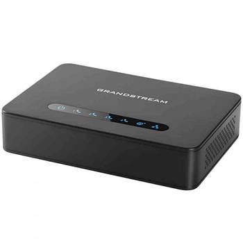 VoIP-Шлюз Grandstream HandyTone HT814, 4 FXS port, Gigabit NAT router, 1LAN, 1WAN
