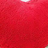 Мягкая игрушка Zolushka подушка Сердце Валентинка 44см (546), фото 2