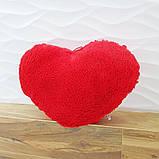Мягкая игрушка Zolushka подушка Сердце Валентинка 44см (546), фото 3