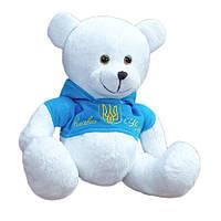 Мягкая игрушка Zolushka Медвежонок Патриот герб 19см (5671)
