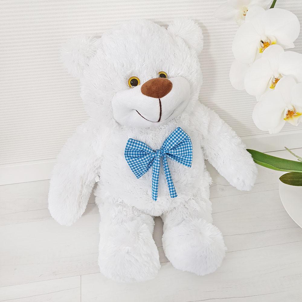 Мягкая игрушка Zolushka Медведь Бо 61 см белый (5803)