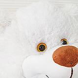 Мягкая игрушка Zolushka Медведь Бо 61 см белый (5803), фото 3