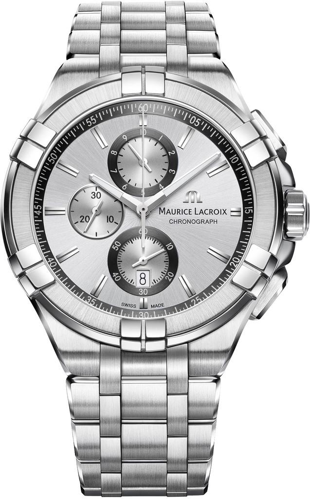 Часы Maurice Lacroix AI1018-SS002-130-1