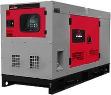 Генератор дизельный Vitals Professional EWI 100-3RS.170B (110 кВт, электростартер, 1/3 фазы, ATS)