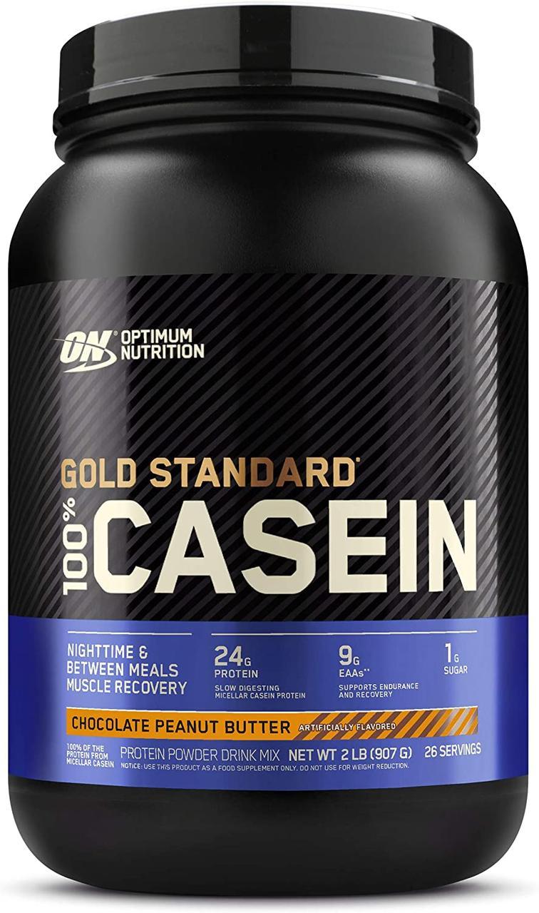 Optimum Nutrition 100% Casein Protein 909g