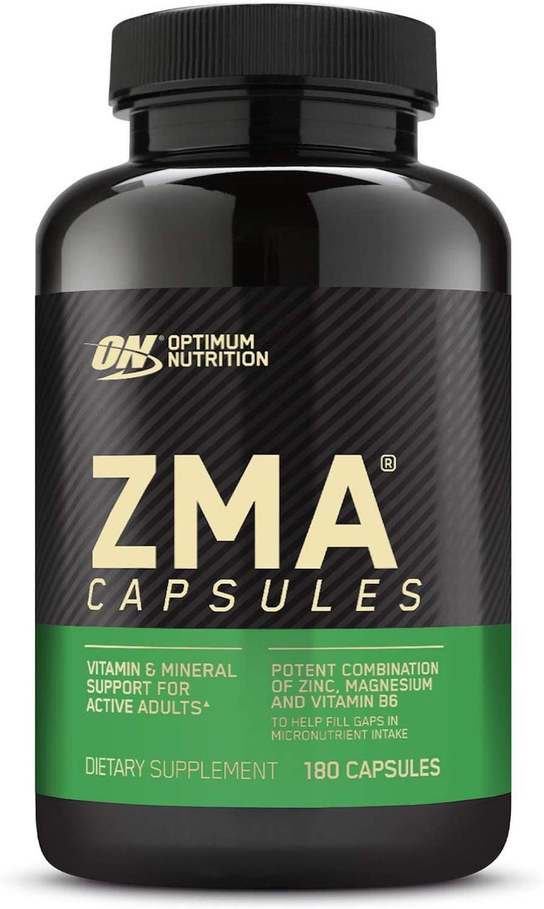 Optimum Nutrition ZMA caps 180