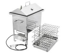 Коптильни нержавейка для холодного и горячего копчения (нержавеющая сталь)