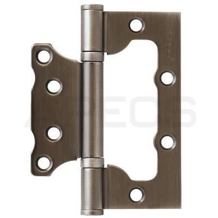 Петля накладна APECS 100*75*2,5-B2-V2-Steel-GRF, фото 2