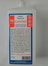 Антисептическое средство Санитар 1 л Триюга Triuga