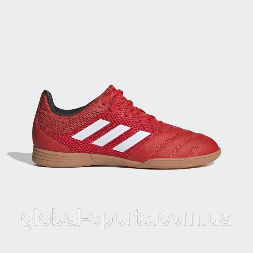 Бутси дитячі (футзалки) Adidas Copa 20.3 IN Sala J(Артикул:EF1915)